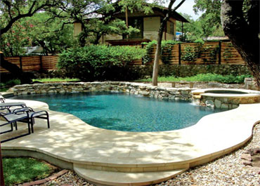 Pool and Garden Landscaping